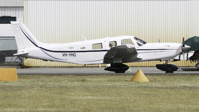 VH-YHG - Piper PA-32-301FT 6X - Private