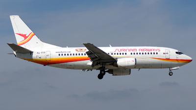 PZ-TCO - Boeing 737-36N - Surinam Airways