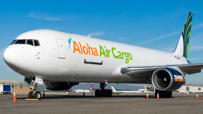 N399CM - Boeing 767-323(ER)(BDSF) - Aloha Air Cargo (Air Transport International (ATI))