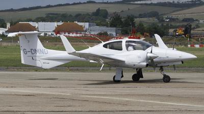 G-DMND - Diamond DA-42 Twin Star - Private