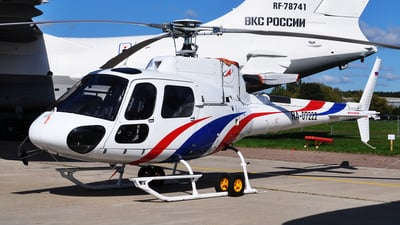 RA-07222 - Airbus Helicopters H125 - Roscosmos