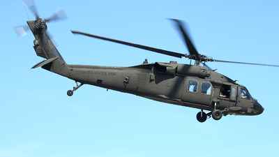 89-26131 - Sikorsky UH-60A Blackhawk - United States - US Army