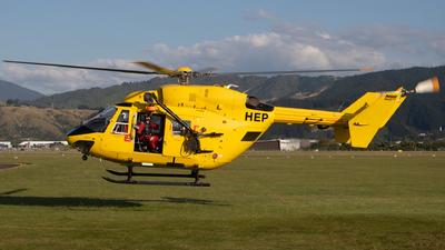 ZK-HEP - MBB-Kawasaki BK117B-2 - Phillips Search & Rescue