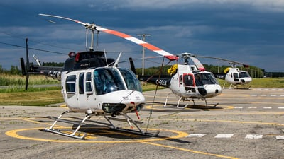 C-GLQY - Bell 206L LongRanger - Canadian Helicopters