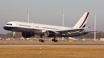 A picture of N757MA - Boeing 757200 - [28463] - © Marvin Schenk