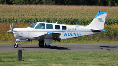 N18265 - Beech A36 Bonanza - Private