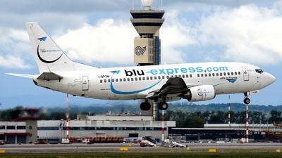 I-BPAM - Boeing 737-3Y0 - Blu-express