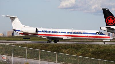 N834AE - Embraer ERJ-140LR - American Eagle (Envoy Air)