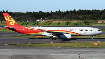 B-LNP - Airbus A330-343 - Hong Kong Airlines