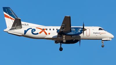 VH-ZLA - Saab 340B+ - Regional Express (REX)
