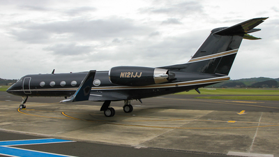 N121JJ - Gulfstream G-IV - Private