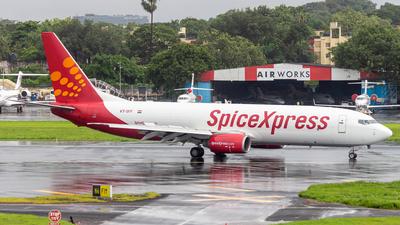 VT-SFF - Boeing 737-84P(BCF) - SpiceXpress