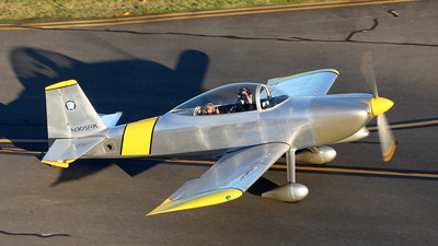 N905RK - Vans RV-8A - Private