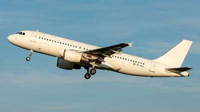 EC-MXJ - Airbus A320-214 - Gowair