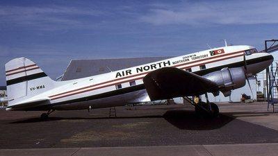 VH-MMA - Douglas DC-3C - Air North