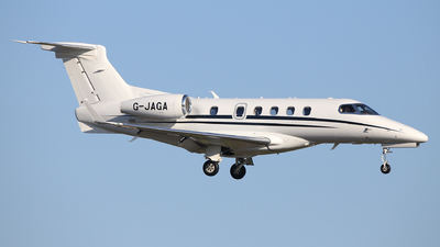G-JAGA - Embraer 505 Phenom 300 - London Executive Aviation