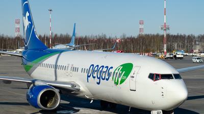 VP-BPY - Boeing 737-83N - Ikar