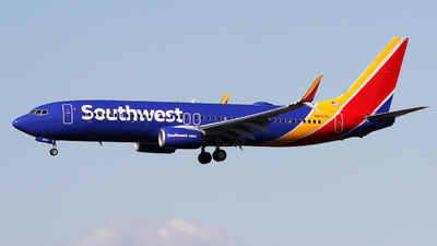 N8559Q - Boeing 737-8H4 - Southwest Airlines