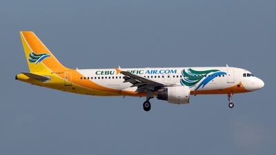 RP-C3271 - Airbus A320-214 - Cebu Pacific Air