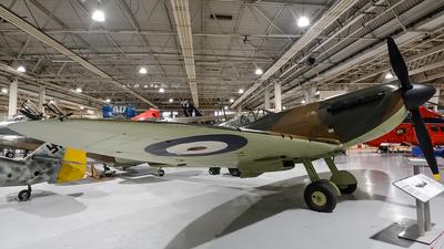 X4590 - Supermarine Spitfire - United Kingdom - Royal Air Force (RAF)