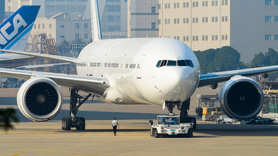 A picture of BKPH - Boeing 777367(ER) - [35301] - © Morrisssssssss