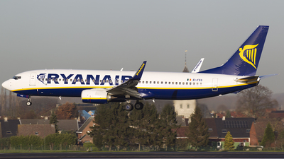 EI-FEG - Boeing 737-8AS - Ryanair