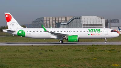 D-AVYV - Airbus A321-271NX - VivaAerobus