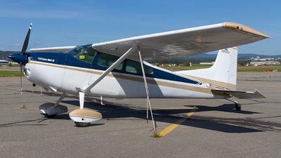 A picture of N2808K - Cessna 180K Skywagon - [18053079] - © Alex