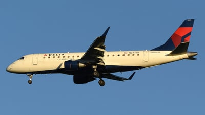 N243JQ - Embraer 170-200LR - Delta Connection (Republic Airlines)
