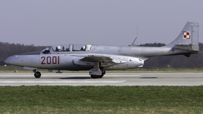 2001 - PZL-Mielec TS-11 Iskra - Poland - Air Force