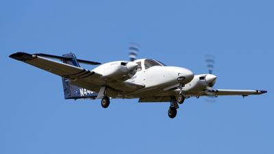 A picture of N4405N - Piper PA44180 Seminole - [4496342] - © Jeremy D. Dando
