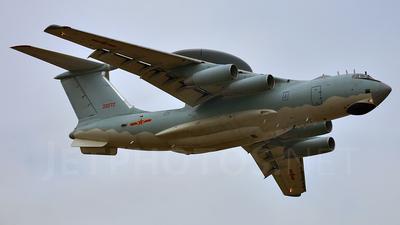 30072 - Ilyushin IL-76MD - China - Air Force
