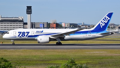 JA809A - Boeing 787-8 Dreamliner - All Nippon Airways (ANA)