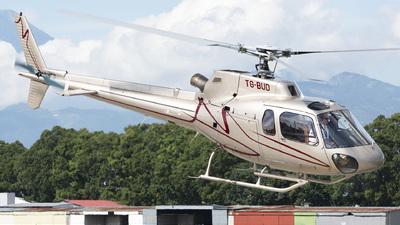TG-BUD - Aérospatiale AS 350B2 Ecureuil - Private