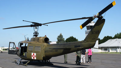 A picture of N369UH - Bell UH1H - [7016369] - © Brady Noble