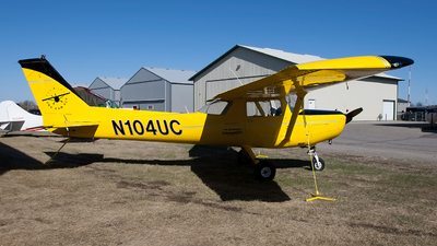 N104UC - Cessna 152 - Aircraft Owners & Pilots Association (AOPA)