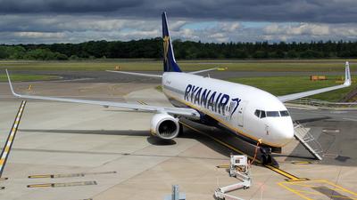 A picture of EIDAN - Boeing 7378AS - Ryanair - © M. Raykahn Ariga