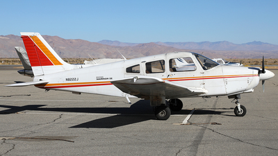N8222J - Piper PA-28-161 Warrior II - Private