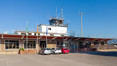 LEBA - Airport - Terminal
