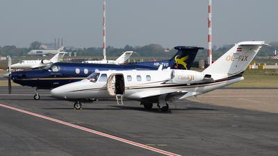 OE-FIX - Cessna 525 CitationJet 1 - Airlink Luftverkehrsgesellschaft