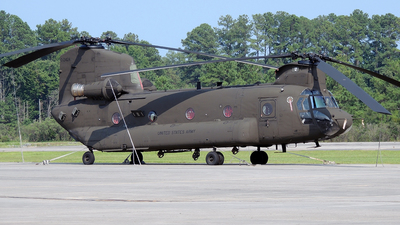 83-24124 - Boeing CH-47D Chinook - United States - US Army
