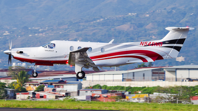 N545NG - Pilatus PC-12/47E - Private