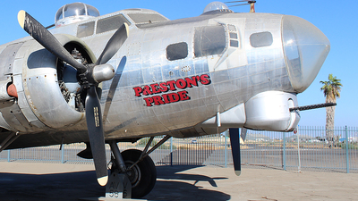 44-85738 - Boeing DB-17G Flying Fortress - United States - US Air Force (USAF)