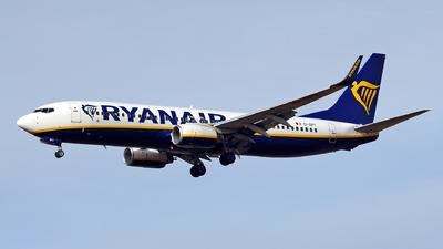 EI-DPT - Boeing 737-8AS - Ryanair