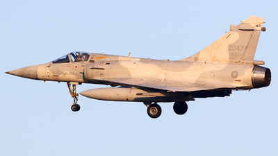 2047 - Dassault Mirage 2000-5EI - Taiwan - Air Force