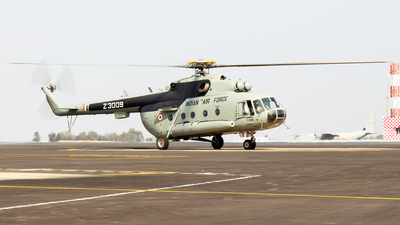 Z3009 - Mil Mi-17 Hip - India - Air Force