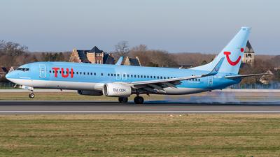 OO-JBG - Boeing 737-8K5 - TUI