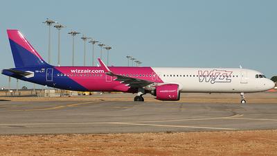 HA-LVT - Airbus A321-271NX - Wizz Air