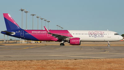 A picture of HALVT - Airbus A321271NX - Wizz Air - © paulo carvalho