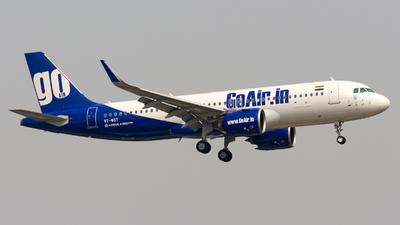 VT-WGT - Airbus A320-271N - Go Air